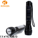 Customized Design Adjustable Focus Lamp CREE T6 Led Handheld Li-ion Rechargeable Battery Solar Flashlight