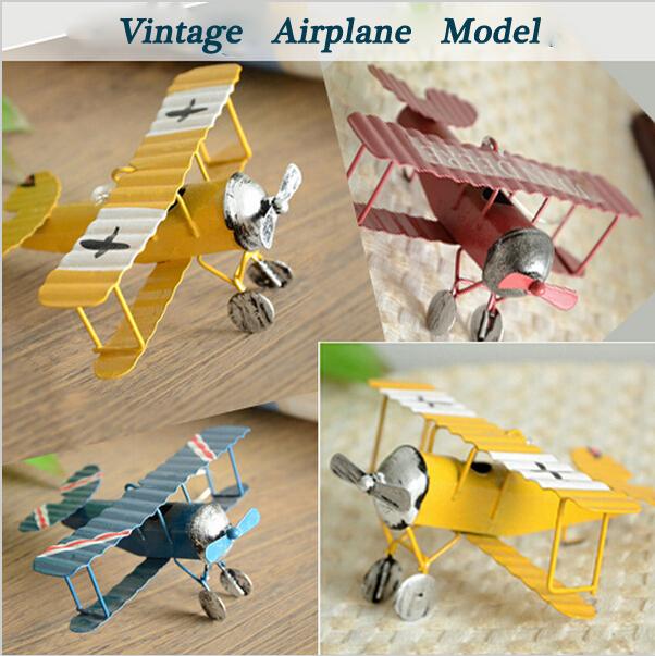 Vintage Model Plane 40