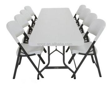 comprar mesa y sillas plegables
