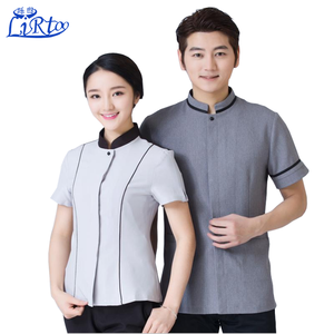 Charmant OEM Service Front Office Hotel Uniform For Reception