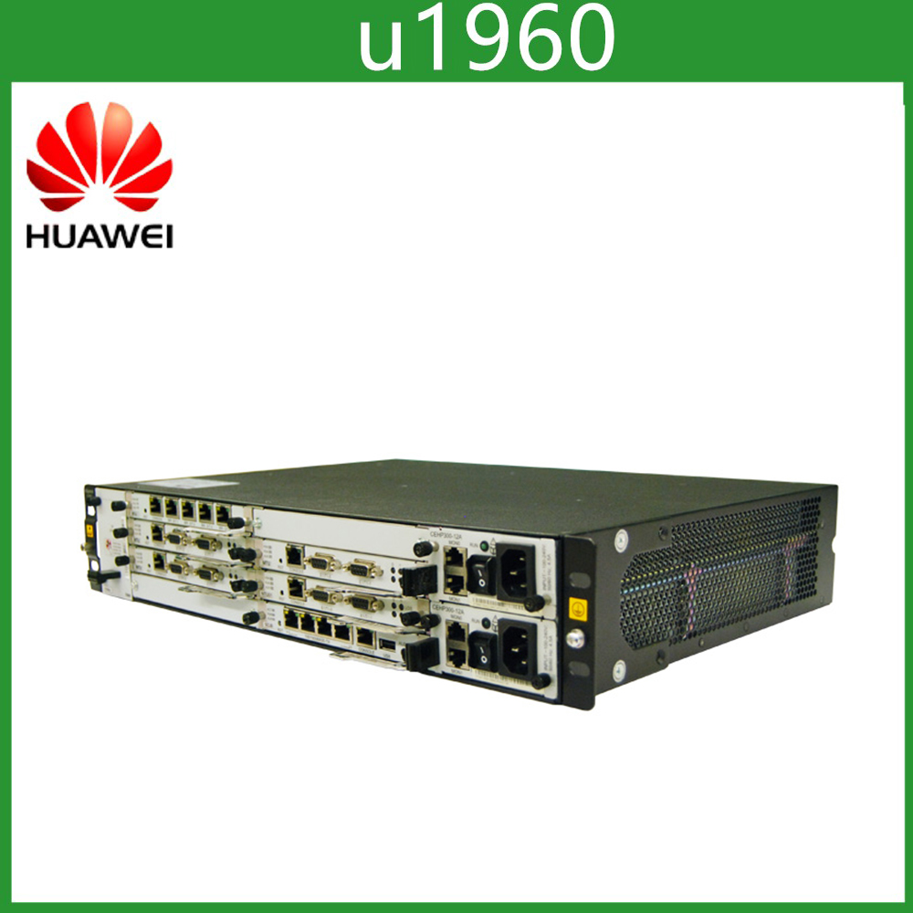 Huawei voip gateway eSpace U1960 IP PBX System With 60 FXO Unified Gateway