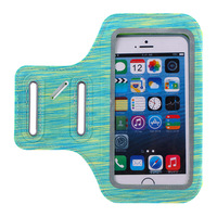 5.5 inch Elastic sport cell phone smartphone armband for phone, running armband with cheap price