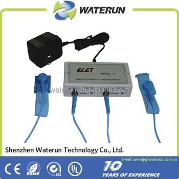Waterun-519 Wrist Strap On-line Monitor (for Monitoring Two Wrist ...