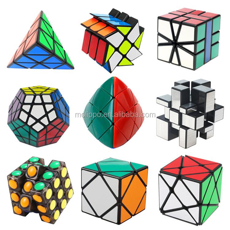 Costumbre China Promocional Triángulo Magic Square Juguetes 3x3 4x4 5x5  Puzzle Cubo Mágico - Buy Cubo Mágico,Rompecabezas Mágico Cubo,Juguete  Mágico
