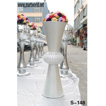 2018 Hot Sale Factory Price Glass Fiber Pillars For Wedding