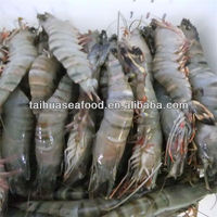 raw shrimp and frozen youngs seafood