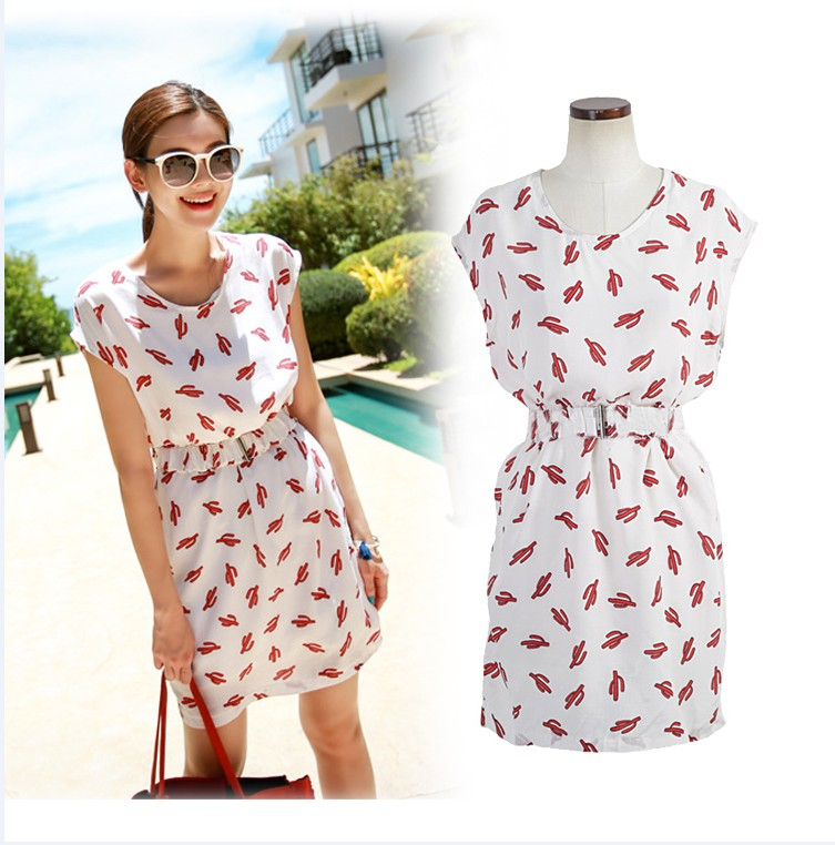 3cb97ea5a148e Buy Summer style women dress chiffon sleeveless short mini royal blue  casual party beach sexy imported clothing plus size 2015 cheap in Cheap  Price on ...