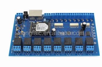 Usr-io88 Pc/android/ios App Control Wifi Relay Board With 2* Rj45  Port/wireless Relay Control Board Device - Buy Usr-io88,New And  Original,Module