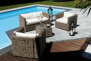 Surplus outdoor furniture overstock rattan sofa set JX-2107