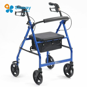 Rollators Rolling Walkers on Wheels For Handicapped