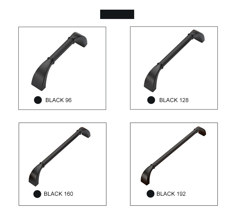 High Pressure Die Casting Handles With Customized Color