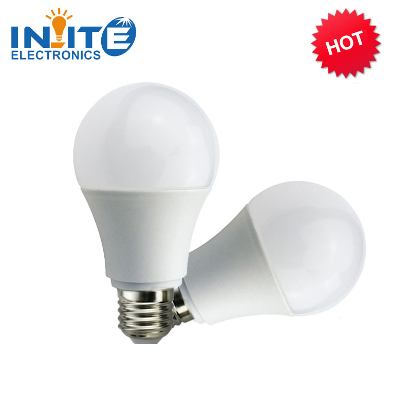 Alibaba china suppliers E27 LED BULB 7W 9W 12 W SKD/CKD LED lighting bulb lamp spare parts for assembling