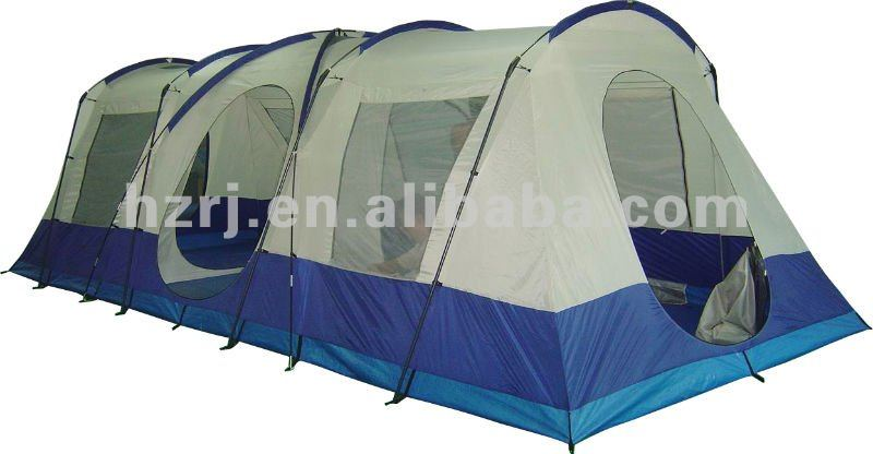 Luxury family tent with high quality
