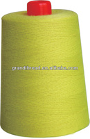 Fire retardant sewing thread Para kevlar aramid