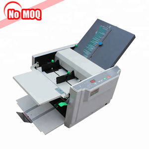3 Years warranty electric automatic office A3 A4 leaflet paper folding machine China manufacturer