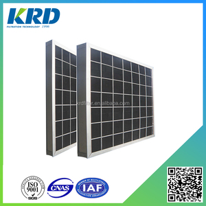High Efficiency Washable Activated Carbon Air Filter