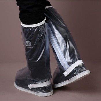 Fashion Rain shoes cover waterproof Rainproof Boots portable in bags