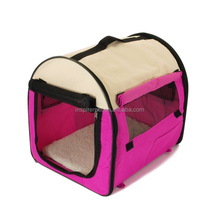 Portable Dog House Soft Crate Cage Kennel