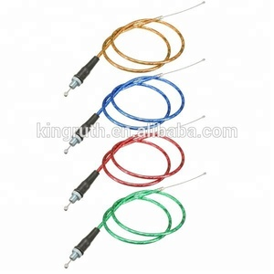 Motorcycle 125CC CG 125 throttle cable