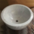 Pure Hand Carved Antique Bathroom Marble Sink