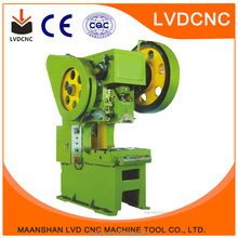 Small plate CNC hydraulic hole Punching machine / sheet metal perforate machine price