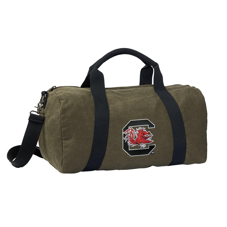 University of South Carolina Duffle Bag or CANVAS South Carolina Gamecocks Gym Bags