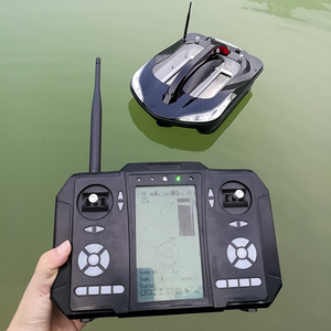 GPS sonar bait boat with autopilot full function boat for fishing
