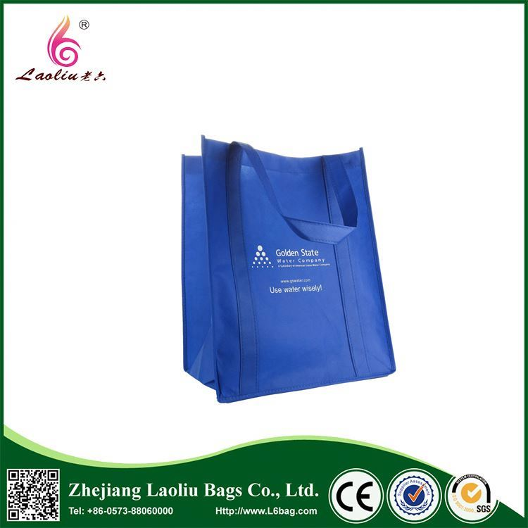 Latest product attractive style classic style handle non-woven bags