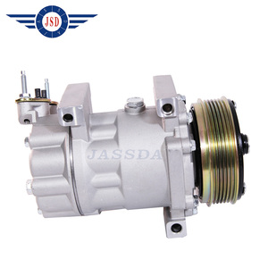2758433 mini car ac compressor Sanden 6v12 64522758145