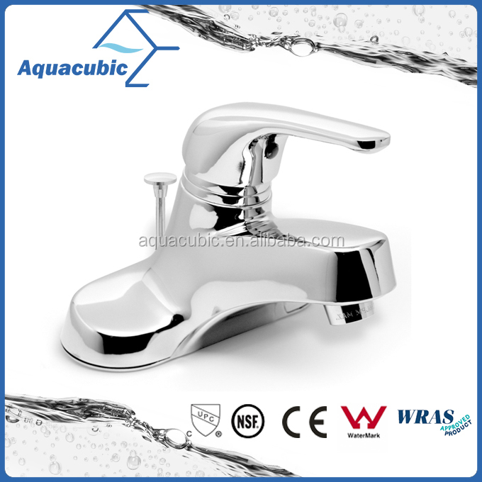 "US style 4"" single-level lavatory bathroom basin faucet"