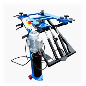 Hydraulic Portable Auto Scissor Jack Car Lift for mini car repair use with  CE