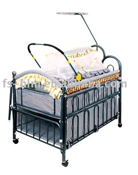 Hot Sale Iron Baby Bed 227a