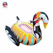 Giant Inflatable Swan Pool Float Lounger