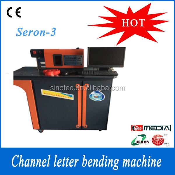 c channel bending machine