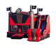 Inflatable pirate jumping bouncers,Pirate ship Inflatable bouncer,jumper castle house for kids