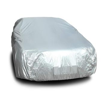 Car exterior accessories car cover universal 170T silver car parking body cover