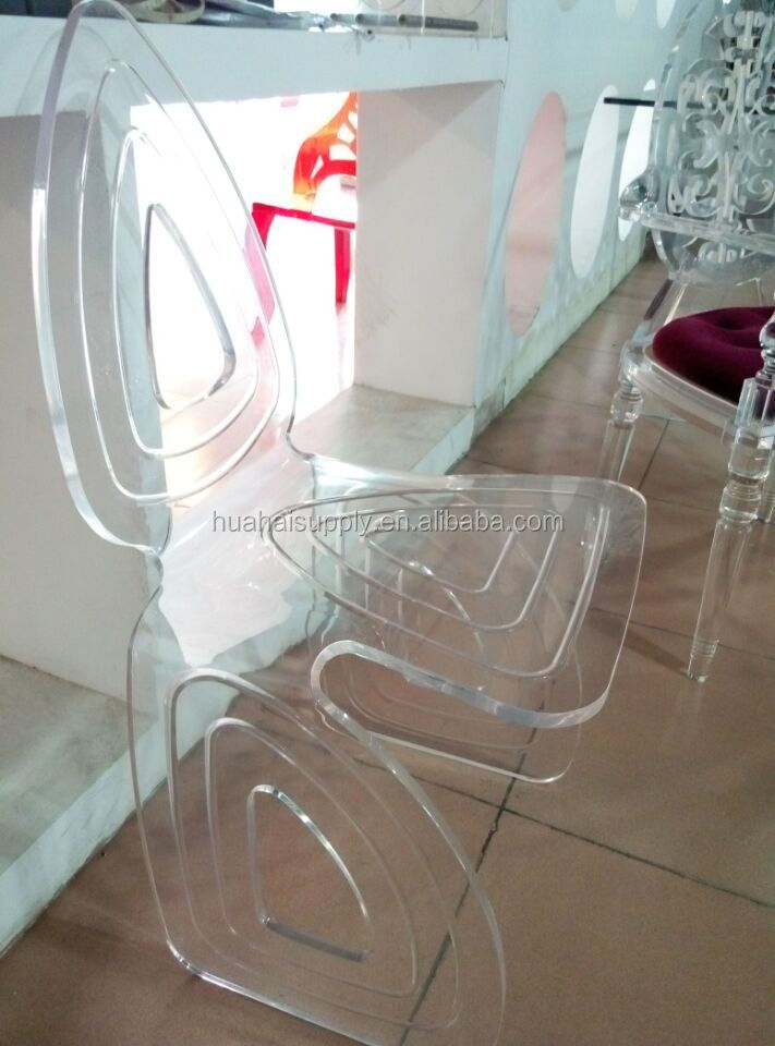 cheap clear acrylic hotel furniture chairs dressing room chair design