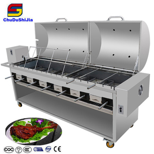 Commercial rotisserie eco grill bbq oem bbq grill
