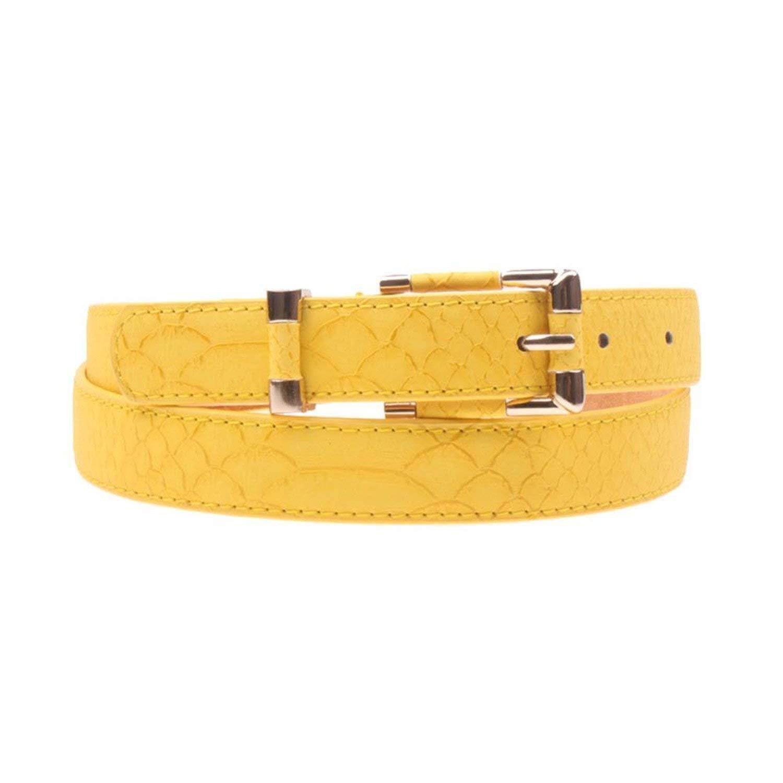 Kaured Stylish Women Elastic Tassel Wide Dress Belts Leather Belts Women Accessory