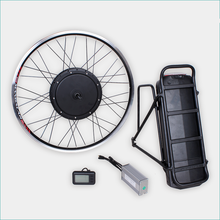 Conversion Ebike Kit, Electric Bicycle Hub Motor Kit, Bicycle Electric Motor