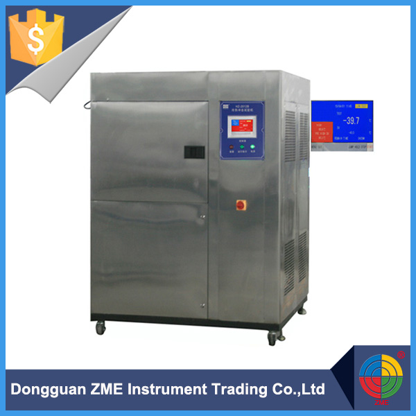Programmable Three Zones Thermal Shock Test Box