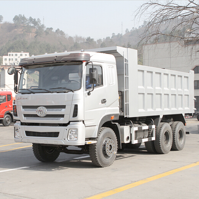 Tri-ring 6X4 Tipper Chinese Online Sales Site Dump Truck For Sale