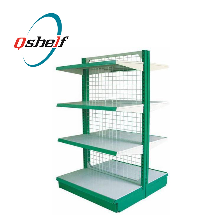 Wire Mesh Gondola Shelving, Wire Mesh Gondola Shelving Suppliers and ...