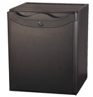 hotel absorption 30L 40L 60L glass black door mini bar fridge no noise, no compression