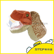 High Quality Meet EN71 Anad ASTM Standard Nice Dinosaur Hand Puppet Plush Toy