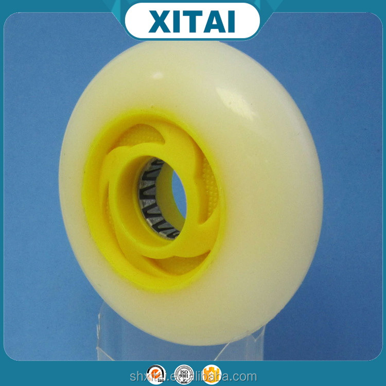 China goods new fashion gold pro kick scooter wheels 110 mm