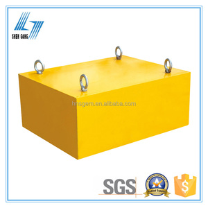 Overband Magnetic Separator for Conveyor Belts