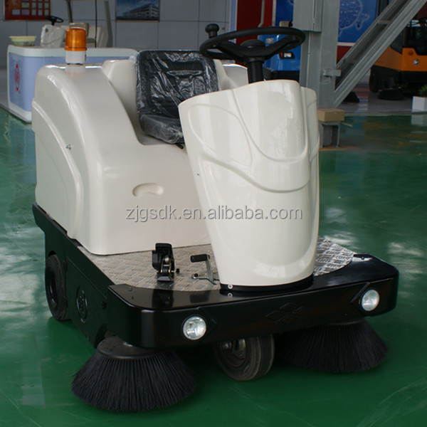 road sweeper machine price