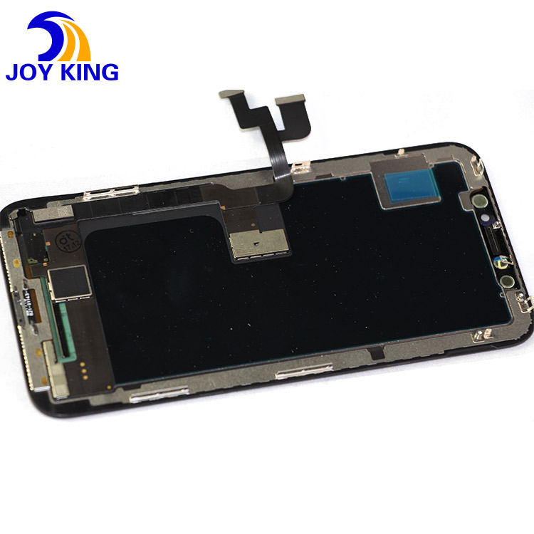 Full original pass lcd for iphone 10 X, high quality lcd touch screen full components for iphone X