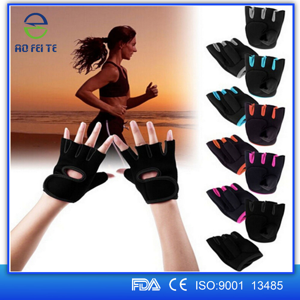 <strong>Weight</strong> Lifting Gym Professional Training Workout Fitness Sports Glove Wrist Wrap